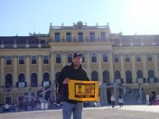 Terrible Towel in Austria