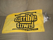 Maddison and The Terrible Towel