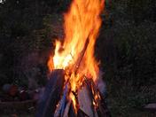 My Bon-Fire Party