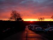Sunrise in Glen Meadows