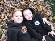 I'm thankful for two great kids.