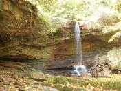 Cucumber Falls