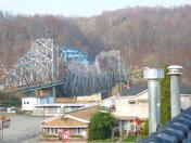Point Marion Bridge Implosion
