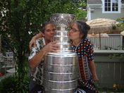 lord stanley at the hartwood/ whispers pub