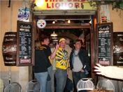 STEELER NATION - Steeler bar in Rome, Italy 2