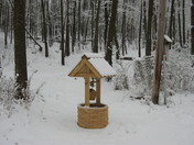 Snow on the Well