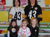 The Steeler Girls Of Center Church Christian Preschool