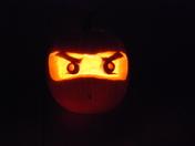 Ninjago Pumpkin