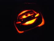 Lightning McQueen Pumpkin