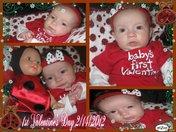 McKayla's First Valentines Day