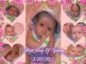 McKayla's First Spring