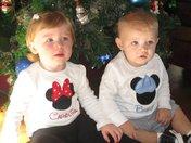 Brody & Caroline Disney 2010
