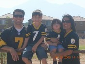 Pittsburgh Steeler Fans living in Tucson