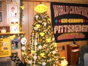 Steeler Christmas Decorations