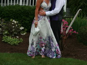 Jordan Homer & anthony Giachetti  Laurel Highlands Prom