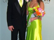 David Skiles & Kayla Hancheck, Albert Gallatin High School, Prom Night 2011