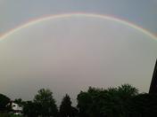 Moon Township Rainbow