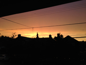 Pittsburgh Sunset 7/10/13