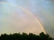 Tuesday Evening Rainbow