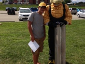 Steeler camp picture
