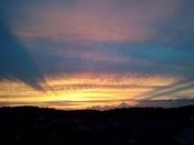 gibsonia sunset