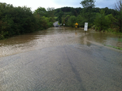 route 711 flooding