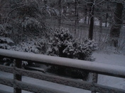 Snow photos from Deep Creek Lake, Md