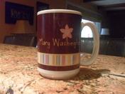 University of Mary Washington coffee mug