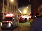 Fire at Ligonier Street Grub and Pub