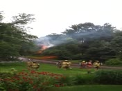Fire in Shaler