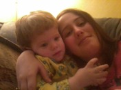 Brayden n mommy