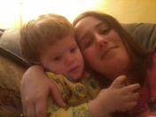 Brayden n mommy