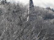 Peaking Steeple - Sunapee Methodist Church