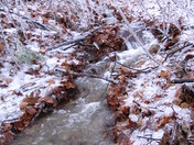 The brook that keeps on babbling.