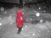 snow storm 12/19/08