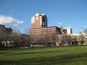 Veteran's Park. Manchester, NH