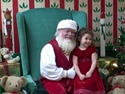 Alyssa & Santa