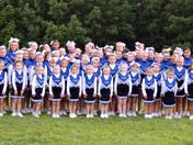 Goffstown Screamin Eagles Cheerleaders!