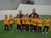 PreK Soccer Team - Longchamps Electric