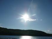 Bradley Lake 7/5/09