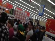 Mad Dash Black Thursday at WalMart Roseville