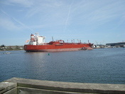 Ship in Portsmouth