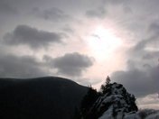 Crawford Notch Wild Skies II