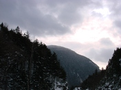 Crawford Notch Wild Skies I