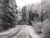 Ice Storm '08, Keene area