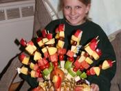Bri's fruit turkey