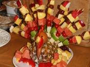 Fruit turkey 2