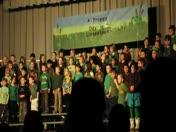A froggy day-Troy school
