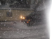 another picture of the snow storm of 2008