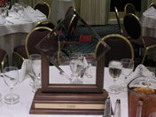 America East Championship Trophy